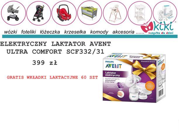 Laktator odciągacz elektryczny Avent Philips scf332/31