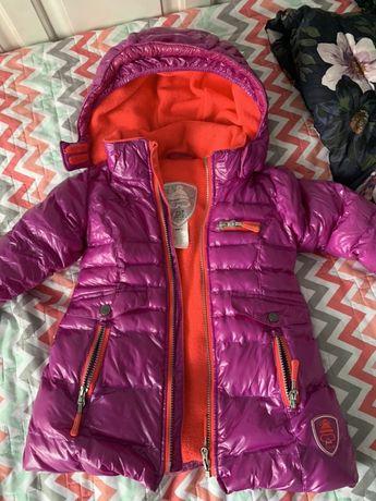 Куртка,пальто deux par deux