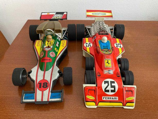 Brinquedos Carros Formula 1 Antigos
