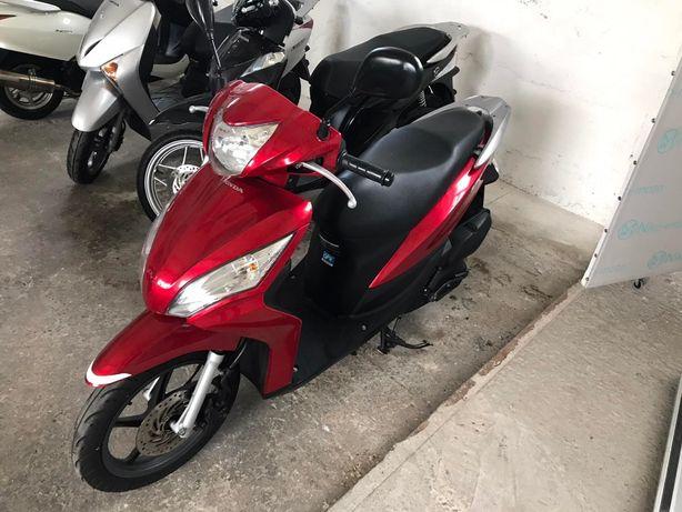 Японский скутер Нonda Dio 110cc Кредит