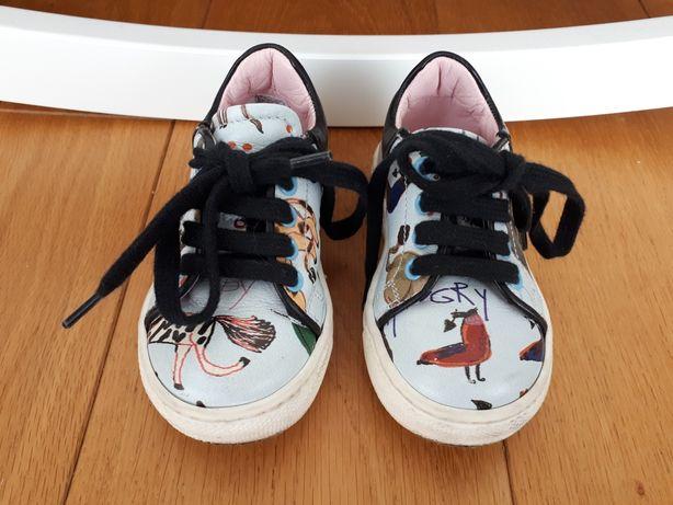 Buty skórzane Mimisol