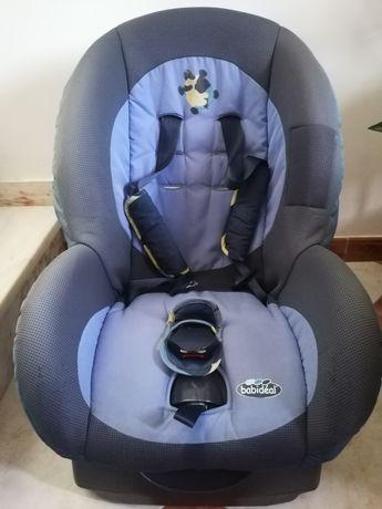 Cadeira auto babideal até 18kg