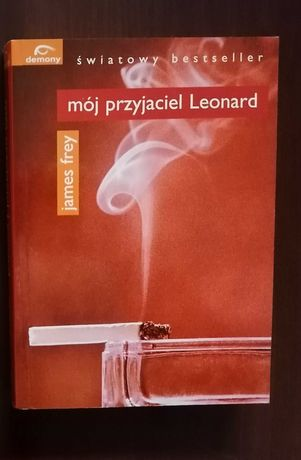 UNIKAT Mój przyjaciel Leonard - James Frey