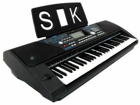 Детское цифровое пианино