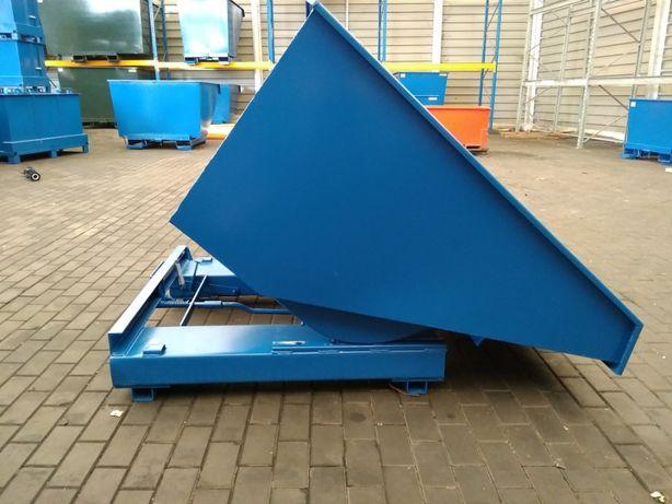 Pojemniki samowyładowcze pojemnik kontener uchylny koleba od 300 L