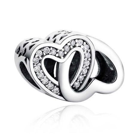 Zawieszka charms Serce do Pandora srebro 925 AN0032 Ponad 100 wzorów