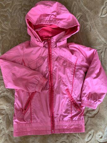 Куртка ветровка детская Esprit на девочку 104-110 см