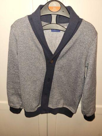 Sweterek dla chłopca 110/116 cm