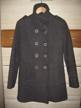 Італійське кашемірове пальто, розмір 38, 100 грн.