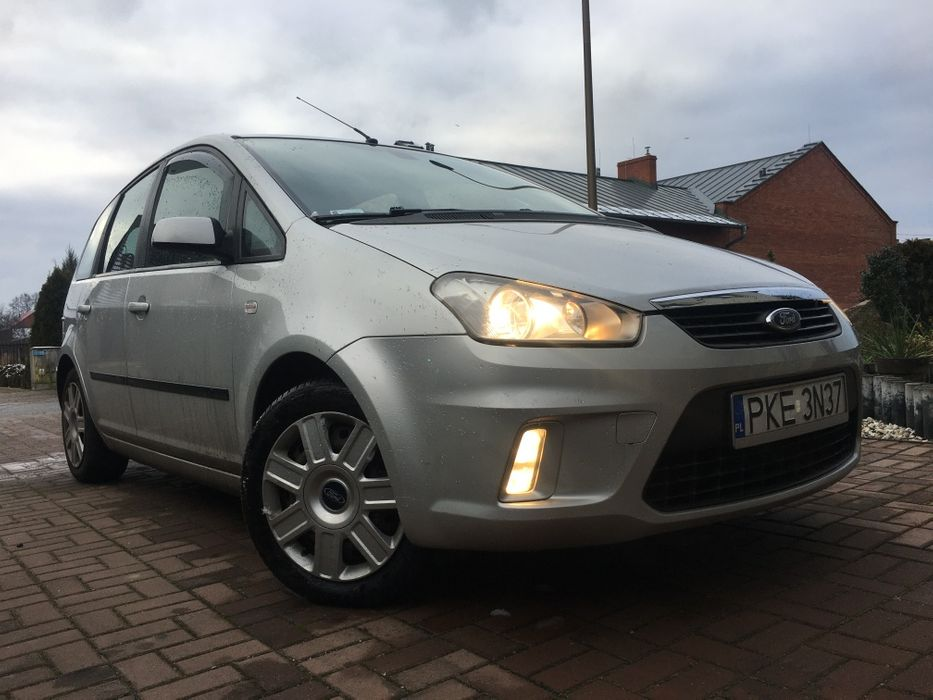 Ford Focus C-max lift Baranów - image 1