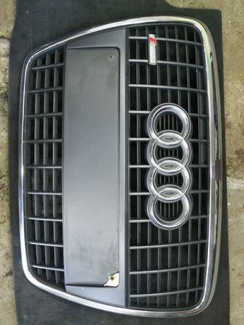 Przedni Grill Audi A6 C6 Sline Ładny bez uszkodzeń