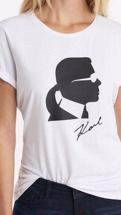 Koszulka damska Karl Lagerfeld Kraków - image 1