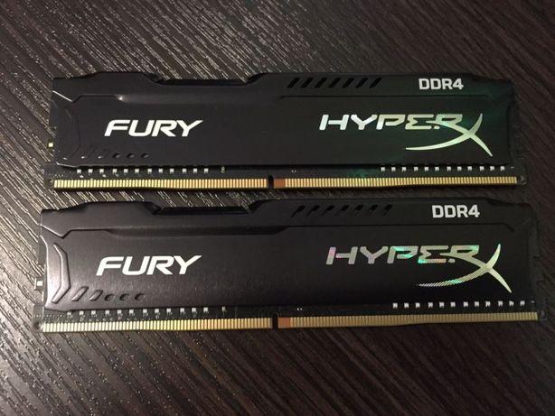 Оперативная память 16gb HyperX DDR4-3200mhz (ГАРАНТИЯ 4 ГОДА)