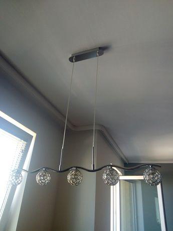 Sprzedam lampę żyrandol możliwa regulacja wysokosci