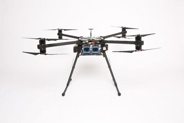 Zamienię na Fiat 126p - profesjonalny Dron octocopter X8 + gimbal +itd