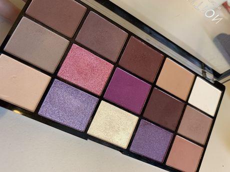 makeup revolution paletka