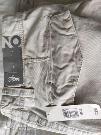 Spodnie męskie OLD NAVY roz 33X30 NOWE z USA