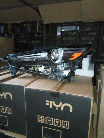 Фара Мазда СХ 5 адаптивная MAZDA CX-5 2017-19 KL2L-51-041C KL2L-51-031