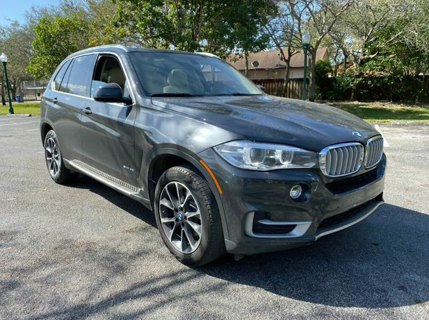 продаж BMW Х5 2016