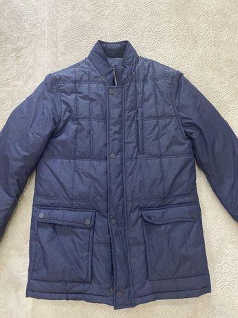 Мужская зимняя куртка zara dutti mango