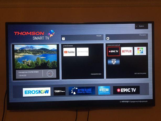 Thomson 46FW5563 LED Смарт ТВ 3D, 2D