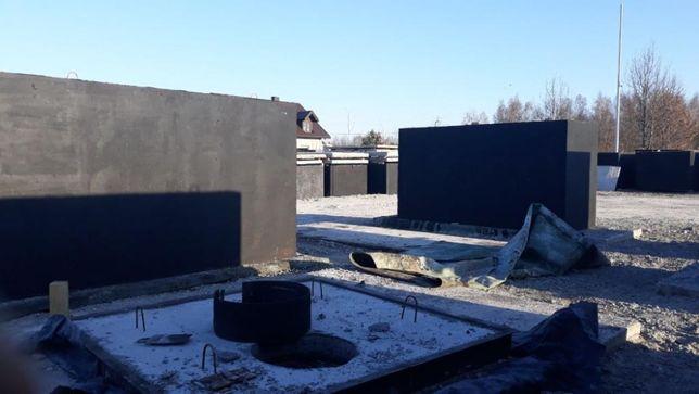 Zbiornik betonowy 2000l gnojówka, ścieki, deszczówka Szambo