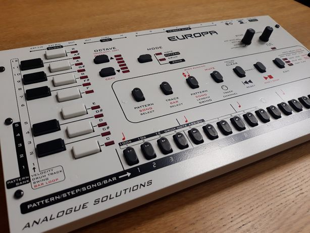 Sekwencer Analogue Solutions Europa