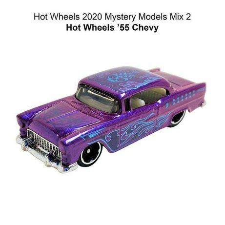 Hot Wheels - Mystery Models 2020 - Série 2 (novos)