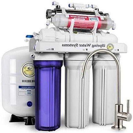 Фильтр для воды iSpring UV Osmosis (7 уровней очистки)