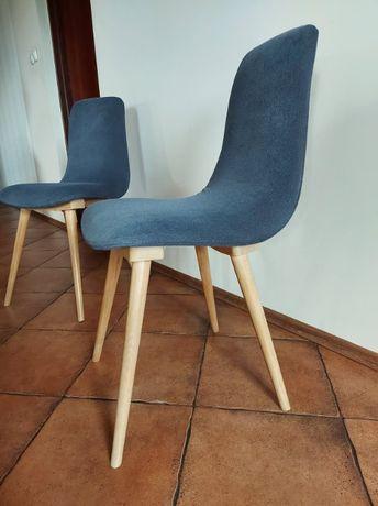Krzesła PRL A-6150 odnowione !