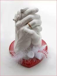 Набор для создания 3D слепка рук  для дух взрослих, и ребенка до 5 лет
