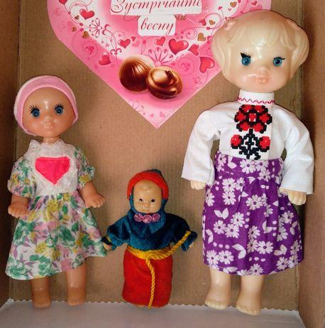 Пупсы и маленькие пластмассовые куклы ,винтаж, Ссср