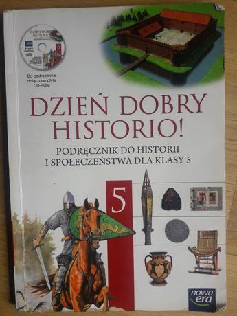 Dzień dobry Historio ! Podręcznik klasa 5 Nowa Era