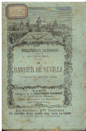 11424 Livros de Beaumarchais