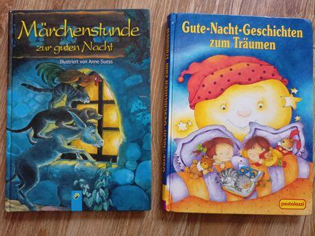 Niemieckie książeczki bajki na dobranoc po niemiecku