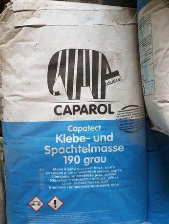 Klej do siatki caparol Zaprawa klejowo-szpachlowa Caparol 190 25kg