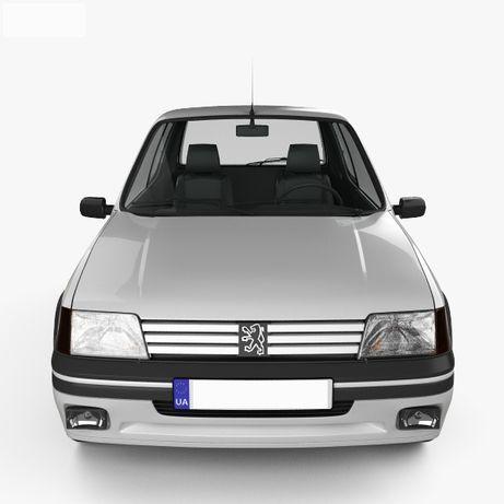 Лобовое стекло Peugeot 205