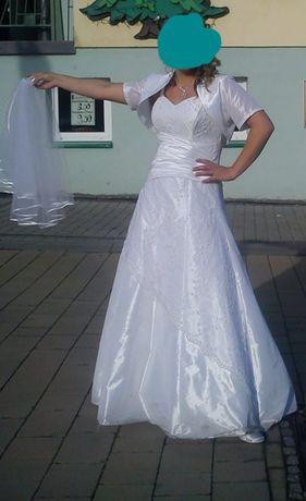 Suknia ślubna r 40