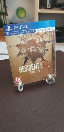 Resident evil 7 biohazard steelbook Troca/Venda