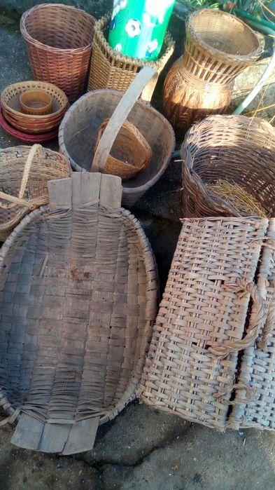 Várias cestas Arganil - imagem 1