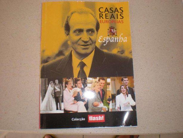 Casas reais europeias Espanha