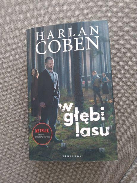"Harlan Coben ""W głębi lasu"""