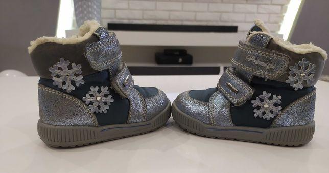 Buciki zimowe dla dziewczynki Primigi