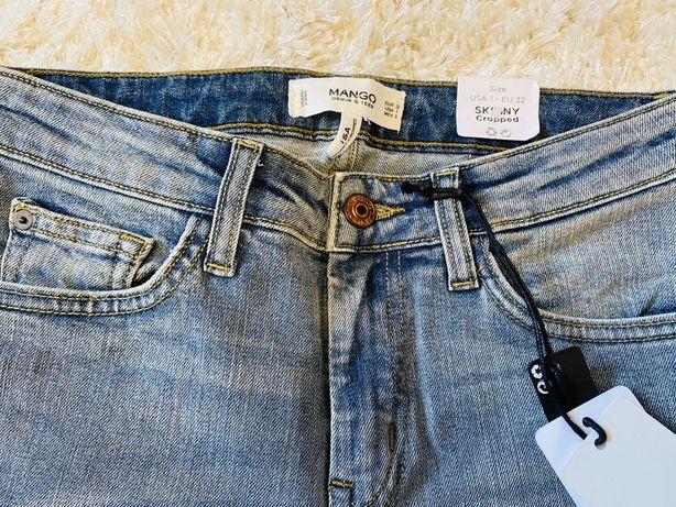 Mango женские джинсы/ размер 32