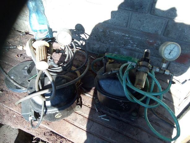 kompresor sprężarka do pompowania