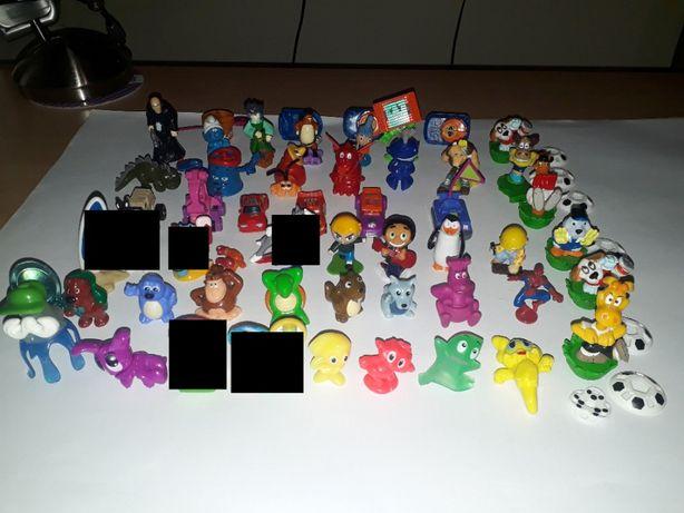 Kinder Niespodzianka figurki, zabawki różne