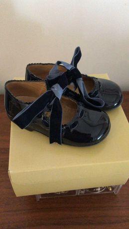 Sapatos Piulin menina tamanho 23