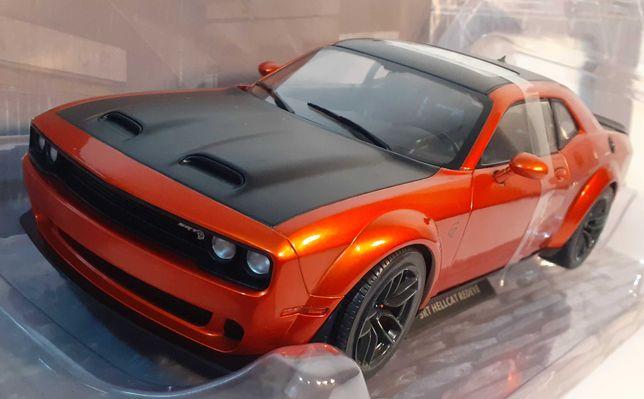 1/18 Dodge Challenger SRT Hellcat - Solido