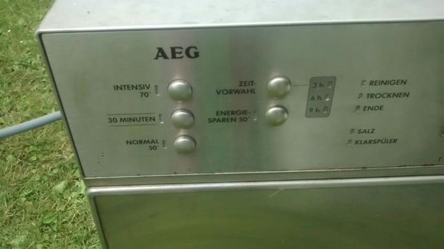 Zmywarka AEG AKO na części