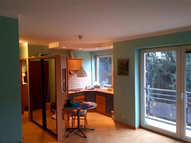 Warszawa, Umeblowane, 2-pokojowe mieszkanie z garażem, bezpośrednio